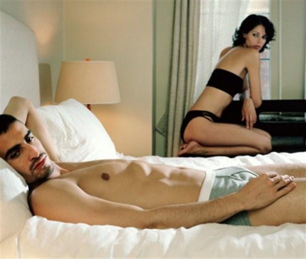 Жена избегает секс